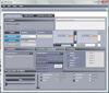 WPF/XAML Theme/Style/Template metallic navy blue